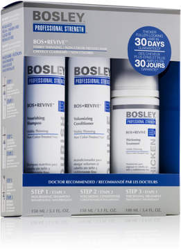 Bosley BosRevive Kit For Non Color-Treated Hair