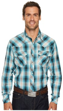 Roper 1236 Old Glory Plaid Men's Clothing