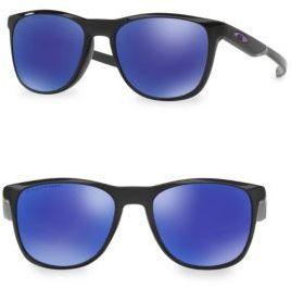 Oakley Trillbe X 52MM Round Sunglasses