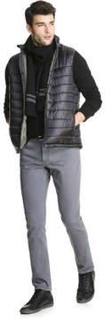 Joe Fresh Men's V-Neck Sweater, Black (Size M)