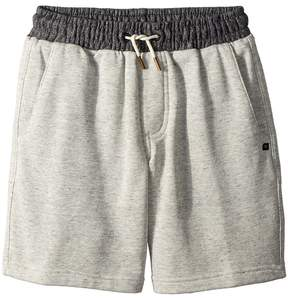 Rip Curl Kids Vidro Fleece Shorts Boy's Shorts