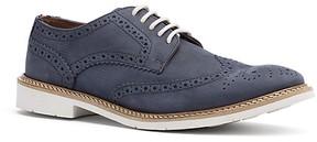Tommy Hilfiger Final Sale-Suede Oxford Shoe