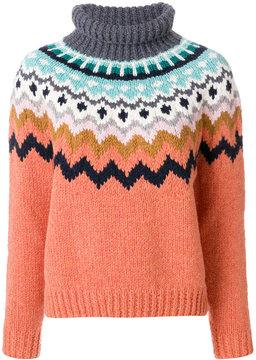 Anya Hindmarch knit patterned jumper