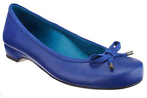 Vionic As Is w/ Orthaheel Olivia Orthotic Flats with Bow Details