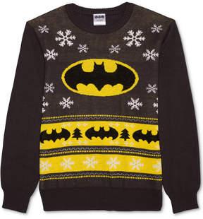 Hybrid Men's Batman Holiday Sweater