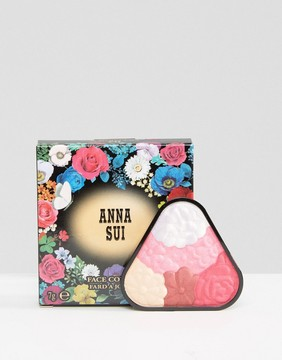 Anna Sui Limited Edition Face Color - Rose Blush & Highlight