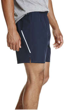 Joe Fresh Men's Lined Active Shorts, JF Midnight Blue (Size S)