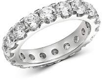 Diamond Eternity Band in 14K White Gold, 3.0 ct. t.w. – 100% Exclusive