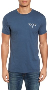 Rip Curl Men's Second Hand Graphic T-Shirt