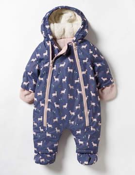 Boden Baby Snowsuit