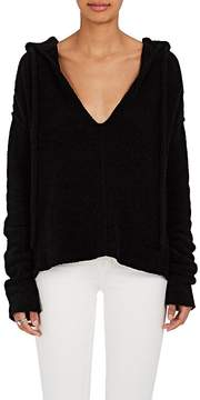 ATM Anthony Thomas Melillo Women's Chenille Hooded Sweater