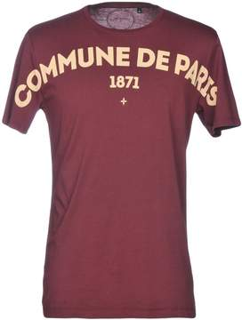 Commune De Paris 1871 T-shirts