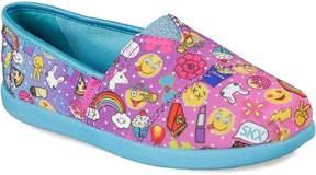 Skechers Solestice Emoji Girls' Flats