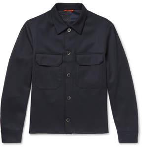 Barena Stretch-Wool Twill Jacket