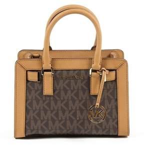 Michael Kors Womens Handbag Dillon. - BROWN - STYLE