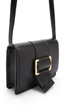 Forever 21 Buckle Accent Crossbody