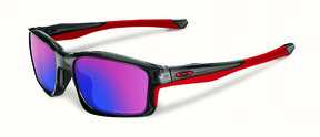 Oakley OO9247 Chainlink Rectangle Sunglasses