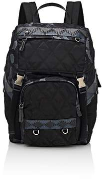Prada Men's Camouflage Backpack