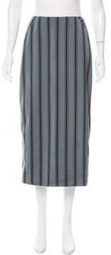 Brock Collection Snow Midi Skirt w/ Tags