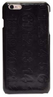 Maison Margiela Numbers Leather iPhone 6 Case