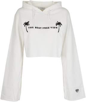 Chiara Ferragni Summery Printed Sweatshirt