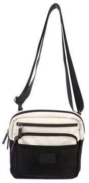 Tumi Nylon Zip Messenger Bag