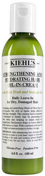 Kiehl's Strengthening and Hydrating Hair Oil-In-Cream, 6.0 oz.