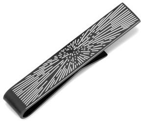 Cufflinks Inc. Men's Cufflinks, Inc. Star Wars Hyperspeed Glow In The Dark Tie Bar