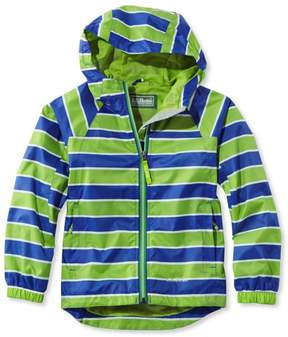 L.L. Bean L.L.Bean Kids' Discovery Rain Jacket, Print