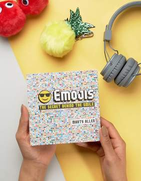 Books The Secret Behind the Smile Emoji Book