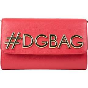 Dolce & Gabbana Pink Leather Handbag