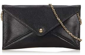 Loewe Pre-owned: Leather I You Clutch.