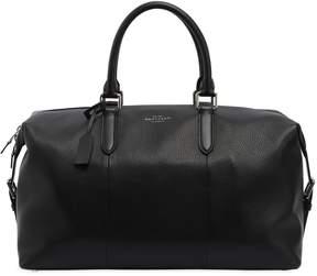 Smythson Burlington Soft Leather Clipper Bag