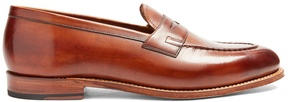 Grenson Lloyd leather loafers