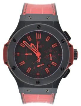 Hublot Big Bang 301.CI.1130.GR.ABR10 Red Black Ceramic 44.5mm Mens Watch