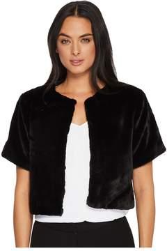 Echo Plush Crop Jacket Women's Coat