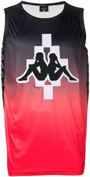 Marcelo Burlon County of Milan Kappa logo top