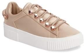 KENDALL + KYLIE Women's Rae 3 Platform Sneaker