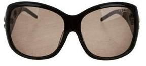 Roberto Cavalli Calcedonio Oversize Sunglasses