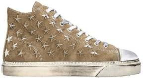 Gienchi Jean Michel Hi Top Sneakers
