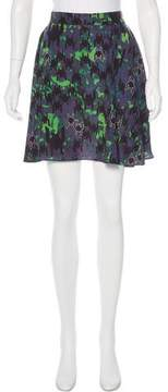 Timo Weiland Printed Knee-Length Skirt