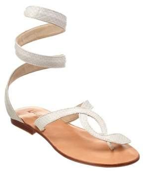 Cocobelle Snake Wrap Sandal.