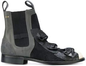 Comme des Garcons bow boots