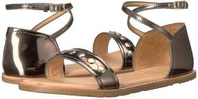 Hunter Mirror Studded Sandal