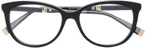 Max Mara butterfly frame glasses