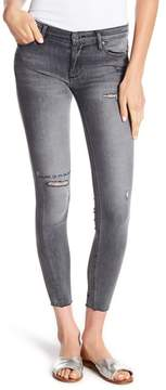Black Orchid Noah Ankle Fray Jeans