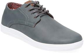 Ben Sherman Men's Preston Herringbone Derby Sneaker