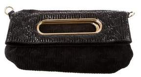 Louis Vuitton Motard Afterdark Clutch - BLACK - STYLE