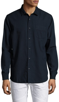 Globe Men's Goodstock Vintage Dress Shirt