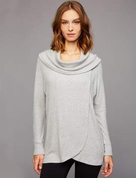 A Pea in the Pod Pull Over Rib Knit Nursing Top